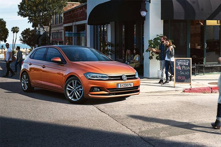 VW Polo New